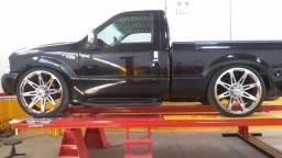 Elevadores automotivos e Rampas para Alinhamento