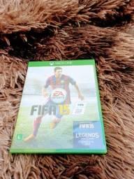 3 jogos Xbox One FIFA e PES
