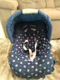 Título do anúncio: Capa junto com bebê conforto