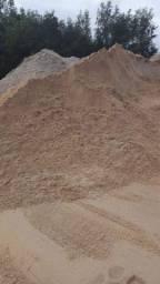 Promoção areia brita