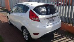 Ford new fiesta - 2012