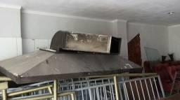 Coifa exaustor 3 metros para cozinha
