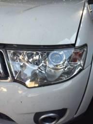 Pajero Dakar 3.2 diesel ano 2012 sucata somente peças