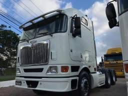 Caminhão internacional 6X4 Traçado completo puxava tanque - 2011