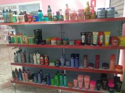 Venda loja de cosméticos