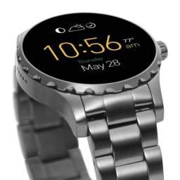 Smartwatch Fossil Q Marshal (Com Película de Vidro Já Instalada)