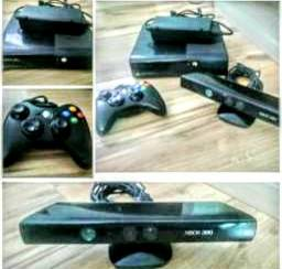 Troco Xbox 360 desbloqueado RGH e AURORA COMPLETO por Caiaque!