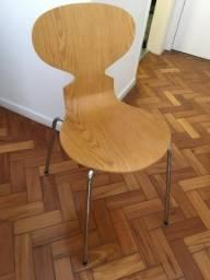 4 Cadeiras Formiga (Design Arn Jacobsen)