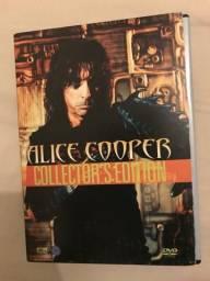 Box dvd Alice Cooper collectors edition