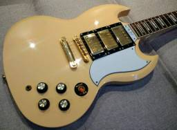 Guitarra Epiphone SG Les Paul Custom