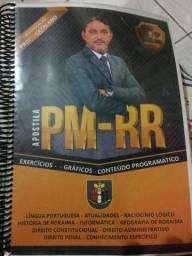Apostila PM RR professor catalano usada