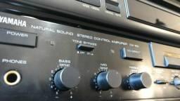 Pré amplificador Yamaha Vintage