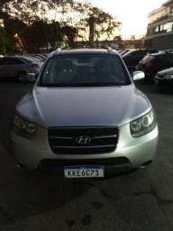 Hyundai Santa fé GLS 3.5 v6 + gnv - 2009