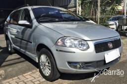 Fiat palio weekend elx 1.4 flex attractive 2010 completa - 2010