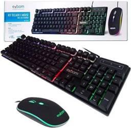 Kit Teclado e Mouse Gamer usb - Esse é Sensacional!