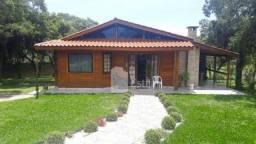 Chácara com Casa 03 quartos (01 suíte) em Tijucas do Sul