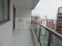 Apartamento para alugar com 3 dormitórios em Praia da costa, Vila velha cod:2353