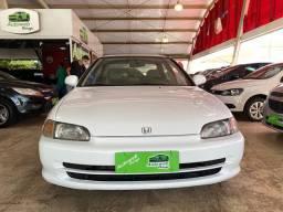 Honda Civic 1993 EX Automático Troca e Parcela