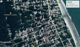 Terreno à venda em Praia das palmeiras, Itapoá cod:TE0029_CAFF