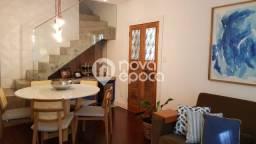 Apartamento à venda com 4 dormitórios em Santa teresa, Rio de janeiro cod:SP4AP35839
