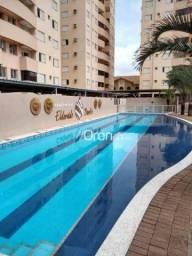 Apartamento à venda, 74 m² por R$ 230.000,00 - Conjunto Cruzeiro do Sul - Aparecida de Goi