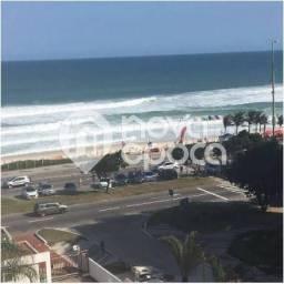 Apartamento à venda com 1 dormitórios em Barra da tijuca, Rio de janeiro cod:IP1CB43123