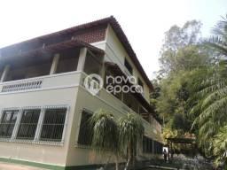 Casa à venda com 5 dormitórios em Cosme velho, Rio de janeiro cod:FL6CS17347
