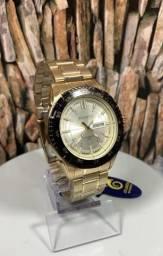 Relógio Atlantis. um dos mais lindos da nossa coleção. TemosMuito mais.
