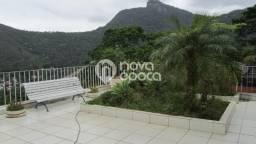 Apartamento à venda com 3 dormitórios em Santa teresa, Rio de janeiro cod:FL3AP13886