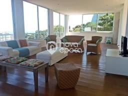 Casa à venda com 4 dormitórios em São conrado, Rio de janeiro cod:FL4CS39325