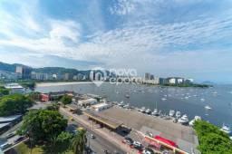 Apartamento à venda com 3 dormitórios em Botafogo, Rio de janeiro cod:LB3CB41383