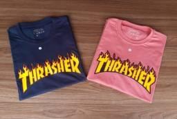 Título do anúncio: Atacado Camisetas fio 30.1 multimarcas