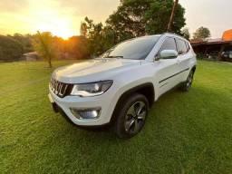 Jeep Compass 4x4 diesel 2018 Única dona ! Zero !! - 2018