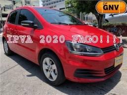 Vw - Volkswagen Fox 2016 1.0 + IPA 2020 PAGO + GNV + unico dono =0km ac trocaa - 2016