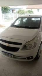 Carro agile 2012 completo 1.4 - 2012
