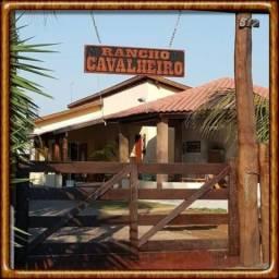 ALUGO Rancho Cavalheiro no Condomínio Itapoã Araçatuba
