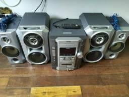 Som Sony MHC RG77