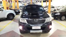 Toyota - Hilux SRV CD 4X4 AT - 2012