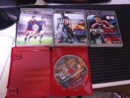Jogos originais PS3 só venda 40 cada