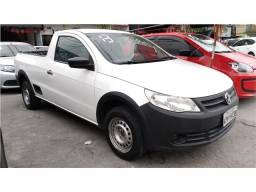 Volkswagen Saveiro 1.6 mi cs 8v flex 2p manual g.v - 2013