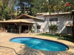 Cód: 5086 - Casa luxuosa em condomínio lagoinha! Alto padrão!
