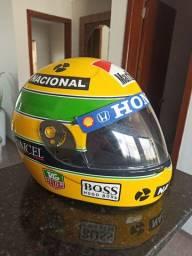 Capacete Ayrton Senna 1993