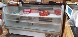 Expositor balcão frio refrigerado 1,70m