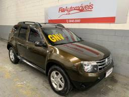 Duster 1.6 completo 2015 com GNV