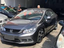 Honda Civic 2016 2.0 Lxr Flex Aut. 4p - crédito para negativados