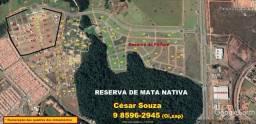 Reserva do Parque lindo loteamento ao lado da BR em Valparaíso e com lago natural