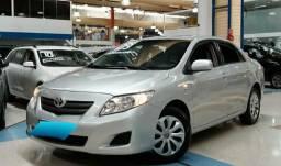 Toyota Corolla XLi Flex Automático. Aceito Troca e Financio. Simulação: 15mil + 48x 850