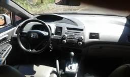 Civic LXS 1.8 Automático 08/08 flex