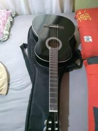 Torrando!!! Violão Giannini GN-15 + Capa protetora