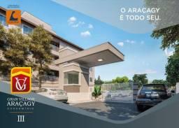 Venha Viver bem, no condominio Village Araçagy 3, Apartamento com 2 quartos